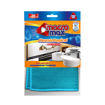 CLEAN & MAGIC TEMİZLİK BEZİ
